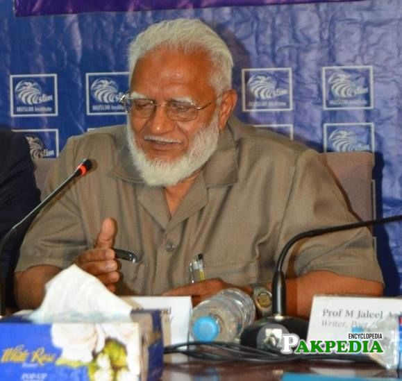 Former Chairman of Council of Islamic Ideology Addressing
