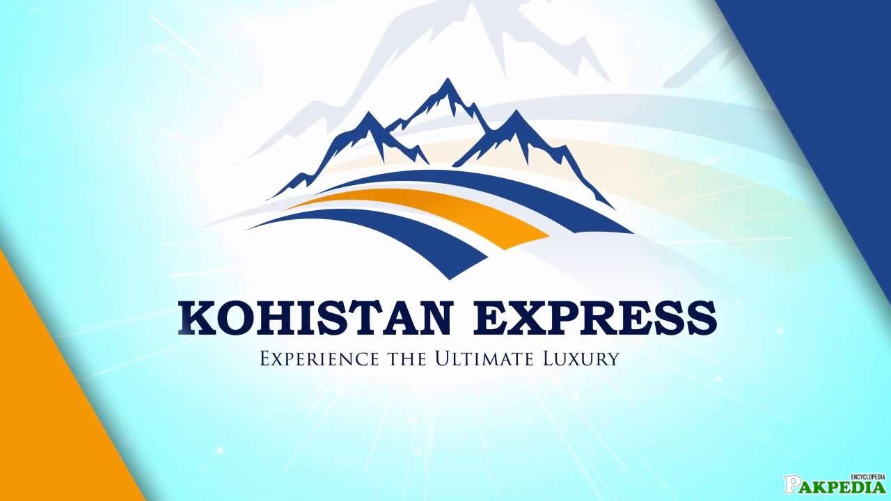 Kohistan Express main logo
