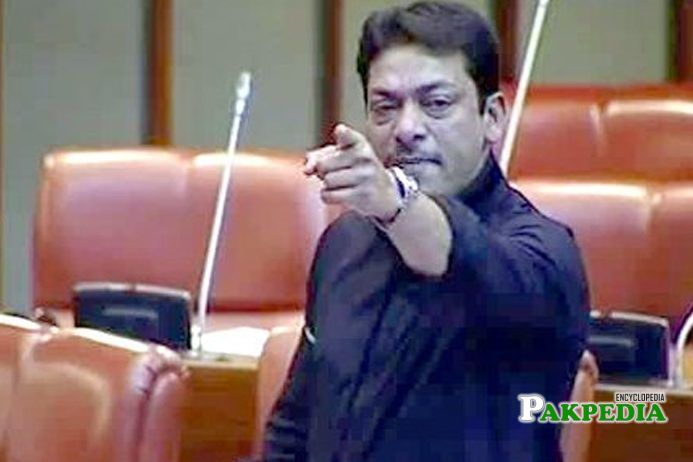 Faisal Abidi insulted Chief justice saqib in interview