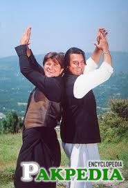 Arbaz Khan and Ajab Gul both are Pakistani film actors and drama actors too..