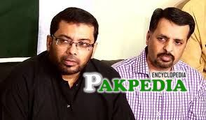 With Mustafa Kamal