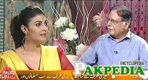 Fariha pervaiz and pervaiz rasheed