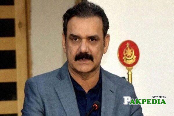 Asim Saleem Bajwa Biography