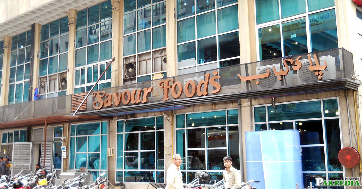 Savour Foods - History, Branches , Menu, Contact Info & Awards