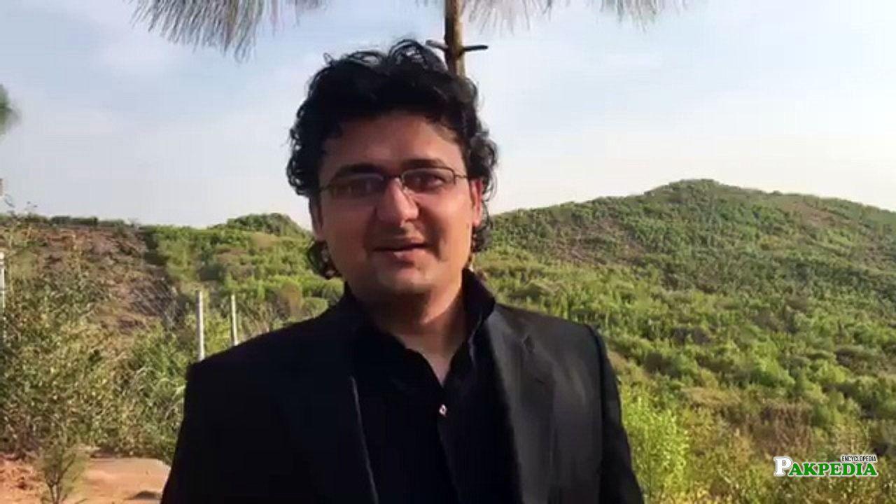 Pakistan tehreek-e-Insaf Member