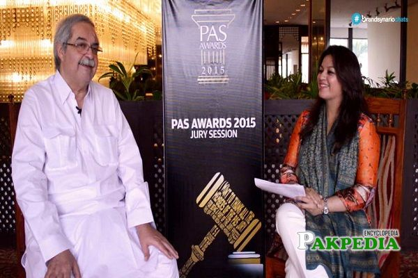 Hameed Haroon achieved Sitara e Imtiaz for his services