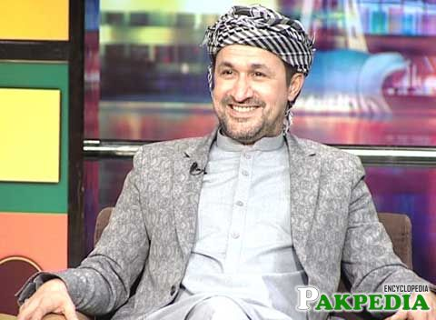 Raheem Shah Afridi in TV Show
