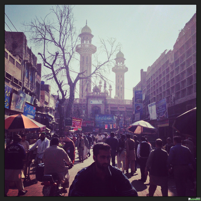 Okara Main Bazar