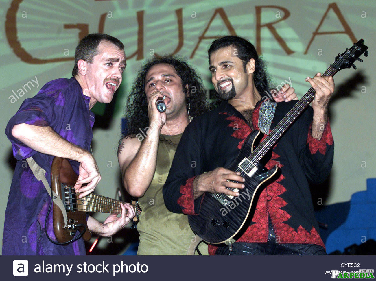 Junoon Band Performance