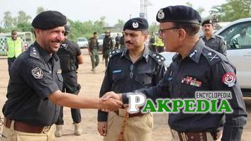 SP Tahir with Mohammad Tahir