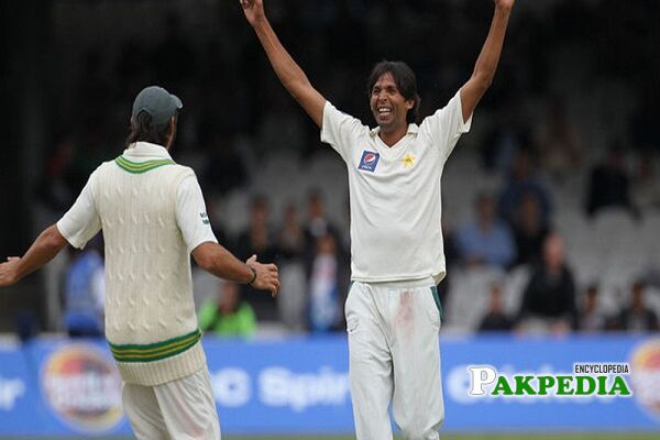 Mohammad Asif match fixing