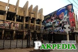 Peshawar Cinema at Khyber Road