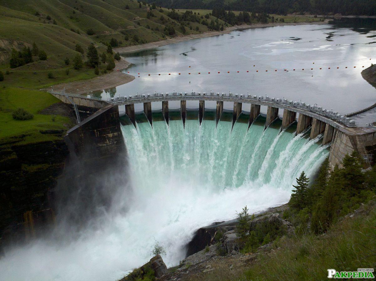 Tarbela Dam is greatest water resources development project