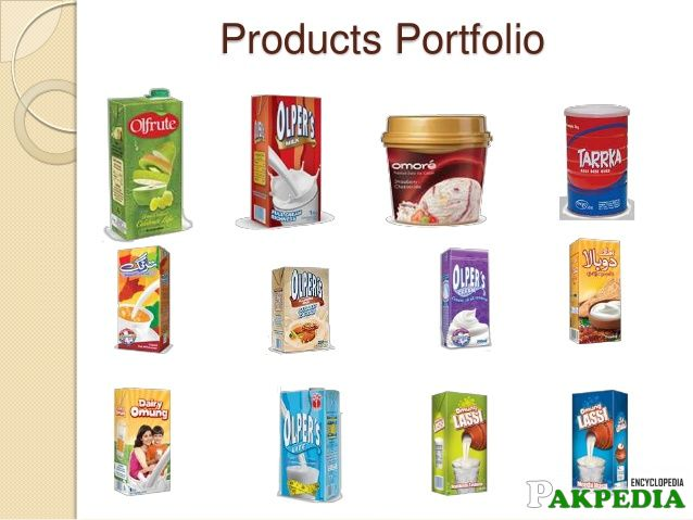 Engro Corporation Products