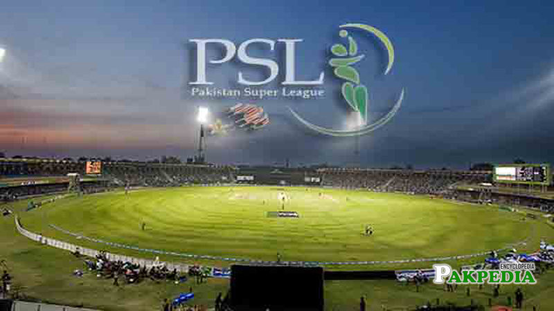 PSL - Play Ground