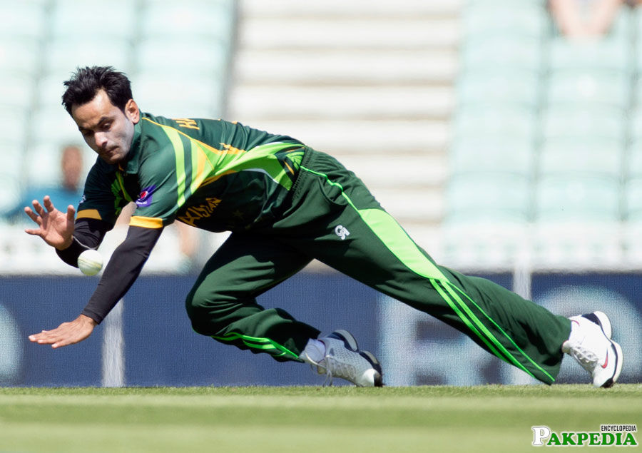 Mohammad Hafeez on Air