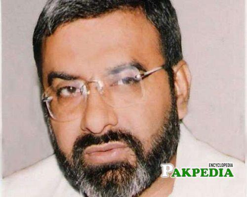 Muhammad Saqib Khursheed Biography
