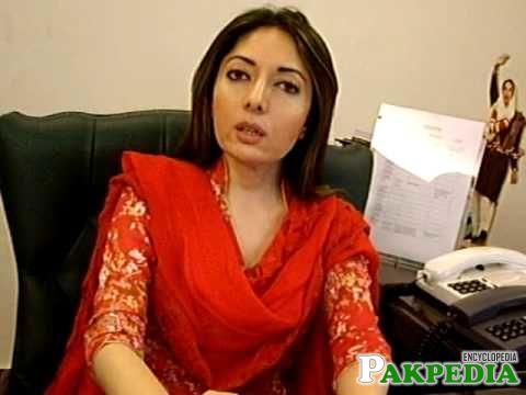 Sharmila Farooqi is advisor of Asif Ali Zardari