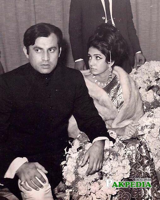 M.Ali weds Zeba