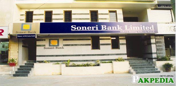 Soneri Bank building