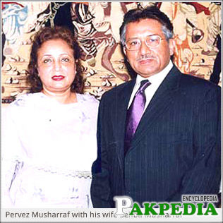 General Musharraf got married in 1968 and has two children, a son and a daughter. He is a natural sportsman, who loves to spend most of his leisure time ...
