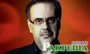 Dr. Shahid Masood is a Political Analyst