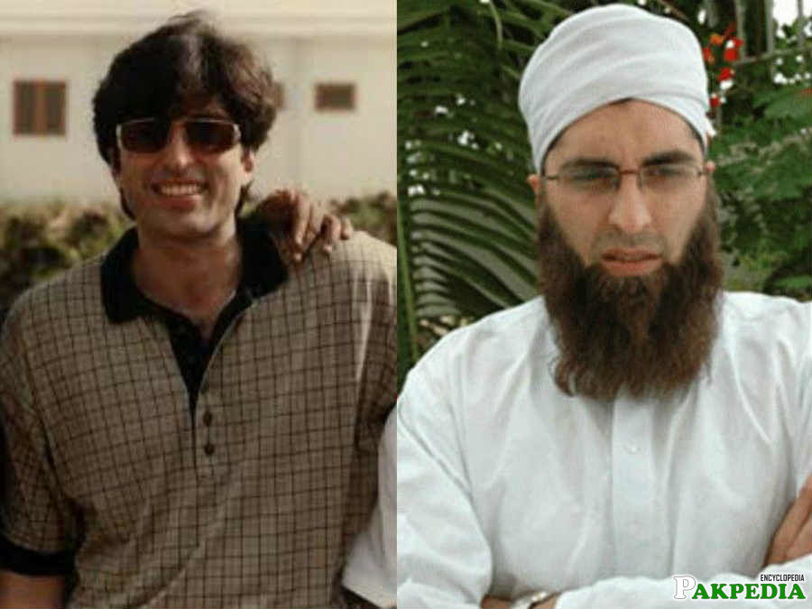 Junaid Jamshed Musician and Religious Scholar