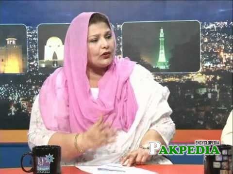 Begum Ishrat Ashraf Biography