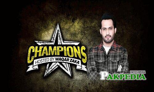 Waqar Zaka Show