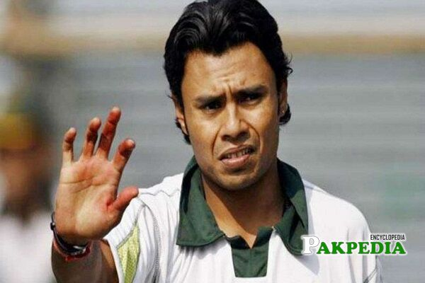 Danish Kaneria Match fixing
