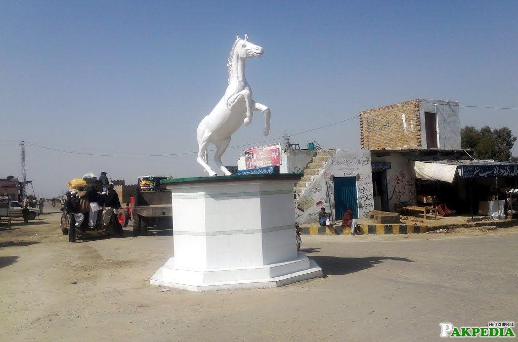 Karak inside the city photo
