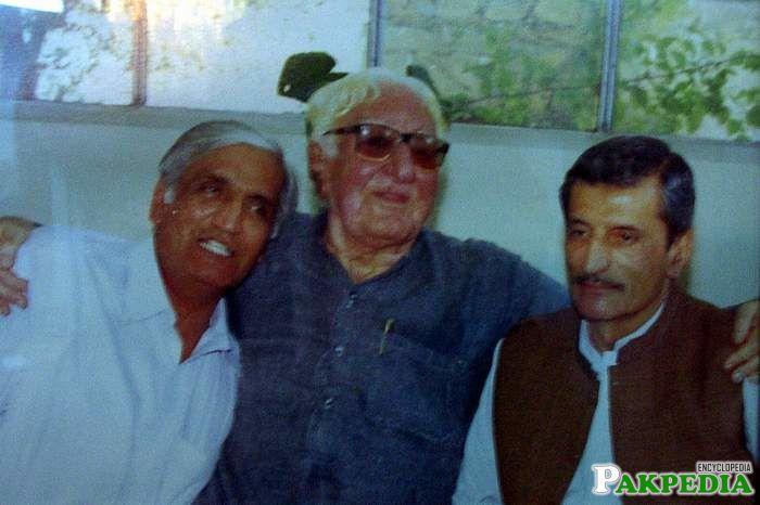 Bashir Ahmad Bilour is a Politician