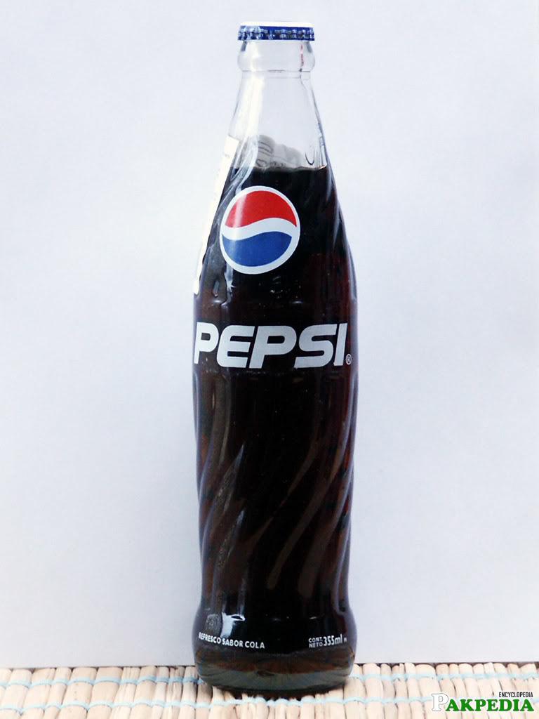 Pepsi Regular Bottle