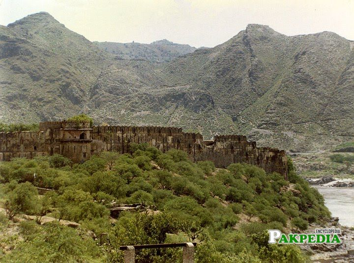 Beautiful View of Fort
