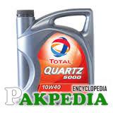 Quartz Oil