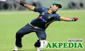 Asad Shafiq Pick a Catch