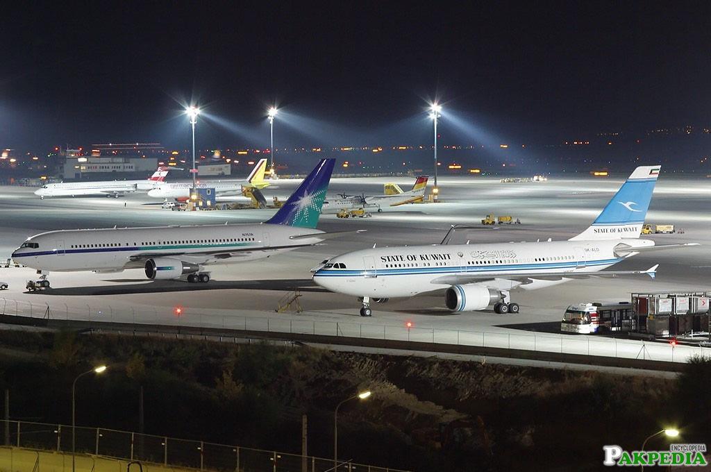 Gawadar International Airport airline