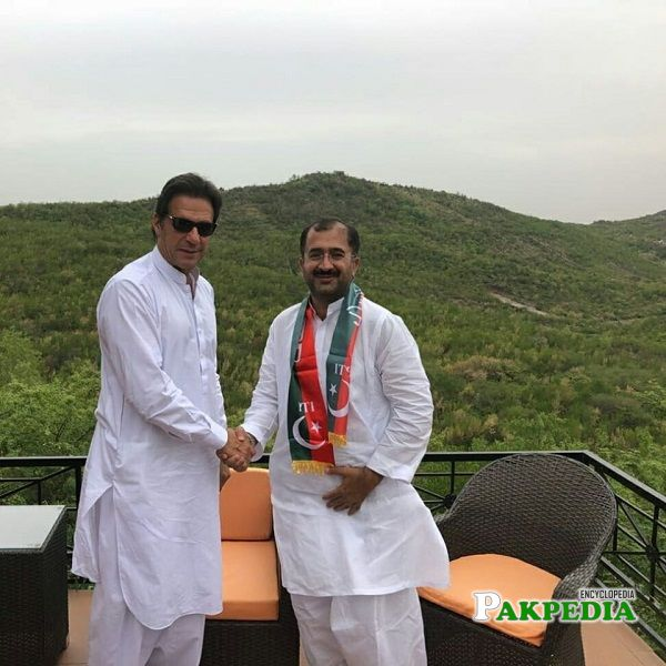 Fateh Khaliq joined Pakistan Tehreek e insaf