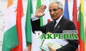 Pakistan Ambassador to UN Tariq fatemi