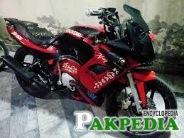 Road Prince Heavy Bike 150 cc