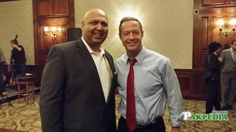 With Maryland Gov. Martin O'Malley