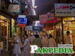 Gujrat Main Bazar