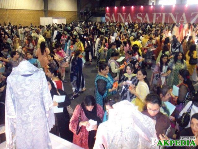 Karachi expo center