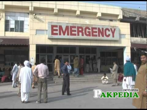 Allied Hospital Rawalpindi