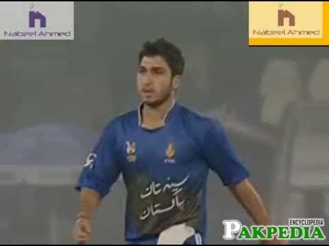 Usman Khan in Ground