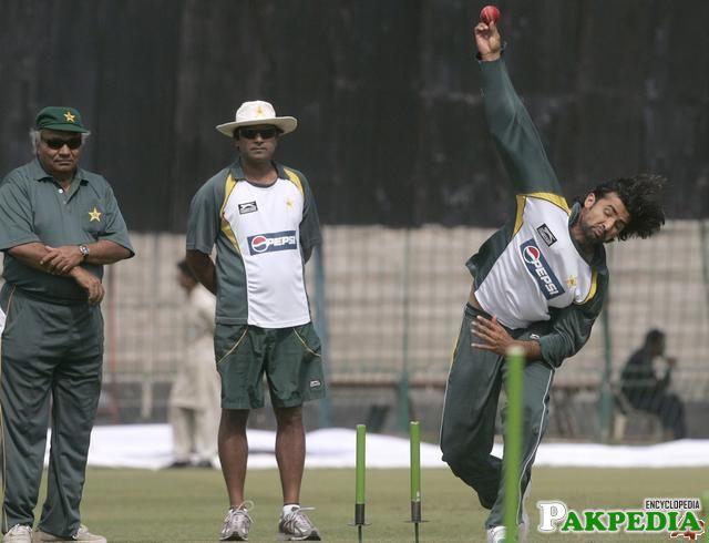 Sohail Khan Training Session