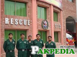 Rescue 1122 Hospital