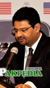 Special Assistant to Prime Minister Miftah Ismail