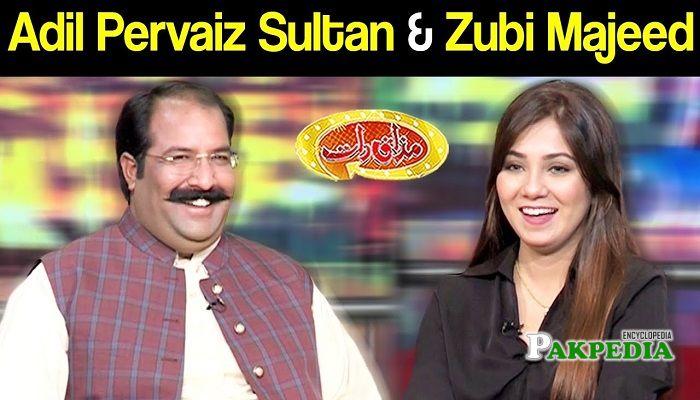 Adil Pervaiz in Mazakraat