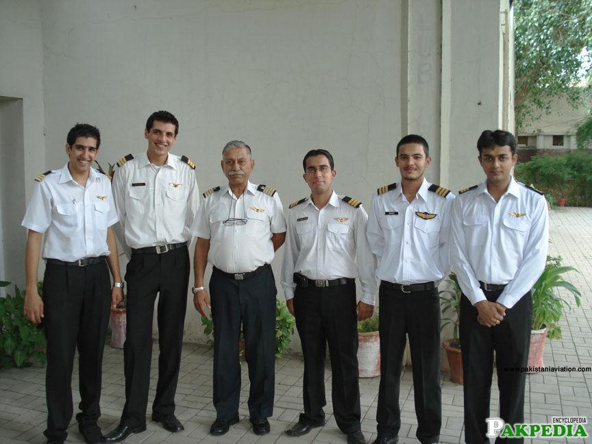 Hybrid Aviation Staff